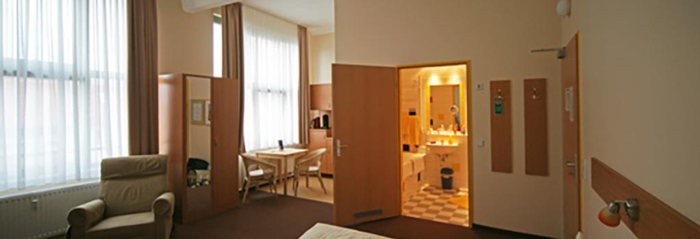 Hotel Siegfriedshof - 柏林 - 臥室