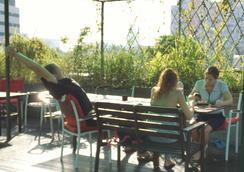 Green Kiwi Backpacker Hostel - 新加坡 - 天井