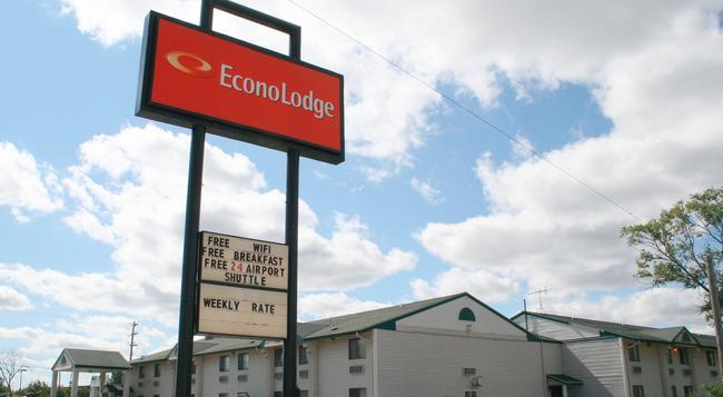 Econo Lodge Milwaukee Airport - 密爾沃基 - 建築
