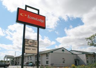 密爾沃基機場伊克諾旅店