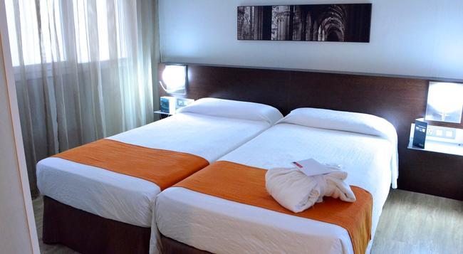 Hotel Rekord - 巴塞羅那 - 臥室