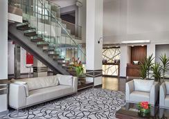 馬特里克斯酒店 - Edmonton - 大廳
