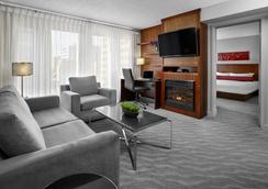 馬特里克斯酒店 - Edmonton - 臥室