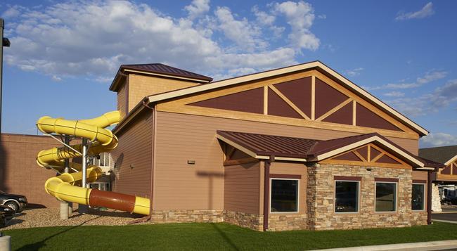 Dakotah Lodge - 蘇福爾斯 - 建築