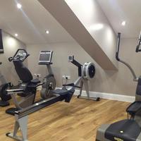 DoubleTree by Hilton Hotel Milton Keynes Fitness Facility