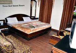 赫瑞特吉酒店 - 阿姆利則 - 臥室