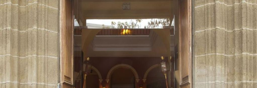 Hotel Bellas Artes - 赫雷斯-德拉弗龍特拉 - 建築