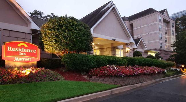 Residence Inn by Marriott Atlanta Buckhead Lenox Park - 亞特蘭大 - 建築