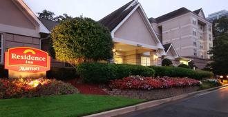 巴克海特雷諾克斯公園萬豪居家飯店 - 亞特蘭大 - 建築