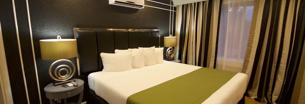Hyde Park Hotel - 坦帕 - 臥室