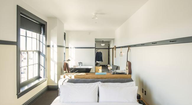 Ace Hotel Pittsburgh - 匹茲堡 - 臥室