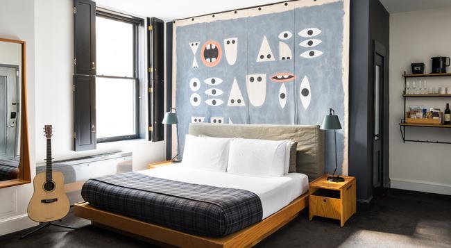 Ace Hotel New York - 紐約 - 臥室