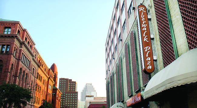 Riverwalk Plaza Hotel - 聖安東尼奧 - 室外景