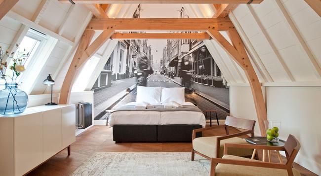 Hotel IX - 阿姆斯特丹 - 臥室