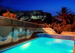 背包客旅館 - 開普敦 - 游泳池