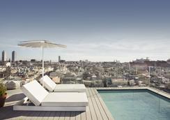 尤爾板特拉法加酒店 - 巴塞隆拿 - 游泳池
