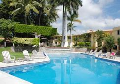 Loma Real - 塔帕丘拉 - 游泳池