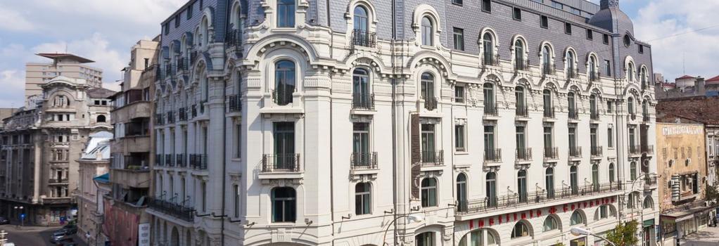 Hotel Cismigiu - Bucharest - 建築