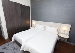 希思明久酒店 - Bucharest - 臥室