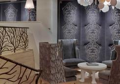 托斯卡納聖吉爾斯豪華酒店 - 紐約 - 大廳