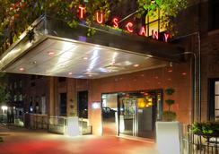 托斯卡納聖吉爾斯豪華酒店 - 紐約 - 建築