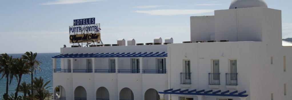 Hotel Virgen del Mar - Mojacar - 建築