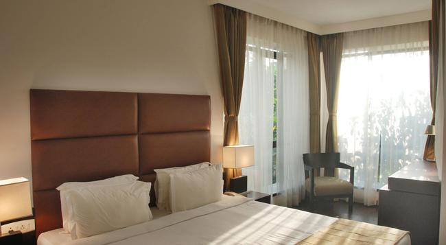 Hotel Metropole - 加爾各答 - 臥室