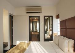 美特羅普爾酒店 - 加爾各答 - 臥室