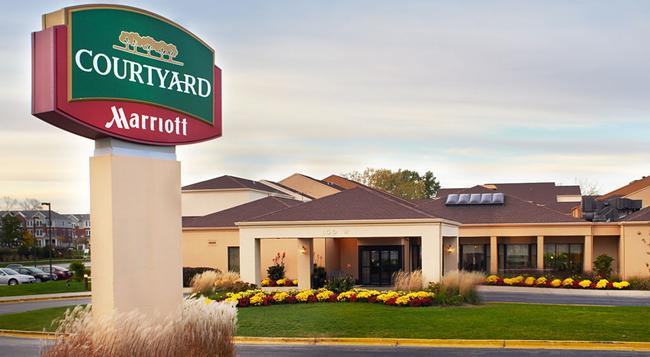 Courtyard Chicago by Marriott Arlington Heights South - 阿靈頓高地 - 建築