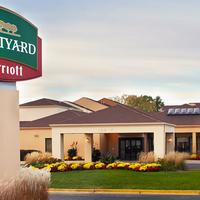 Courtyard Chicago by Marriott Arlington Heights South Exterior