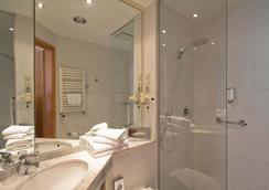珀摩尔霍夫斯特尔酒店 - 塞巴特黑靈斯多夫 - 臥室