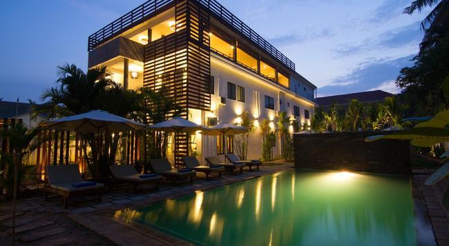 Mudra Angkor Boutique Hotel - 暹粒 - 建築