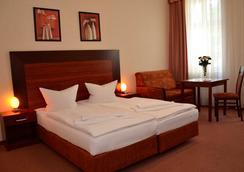 阿爾貝廷酒店 - 柏林 - 臥室
