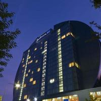 Radisson Blu Hotel, Frankfurt am Main Exterior