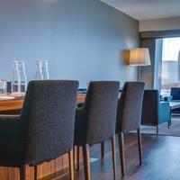 Radisson Blu Hotel, Frankfurt am Main Suite