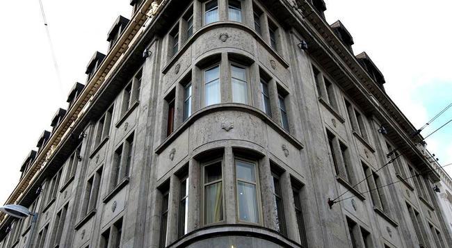 Central-Hotel Kaiserhof - 漢諾威 - 建築