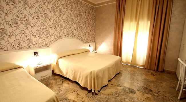 Hotel Orazia - 羅馬 - 臥室