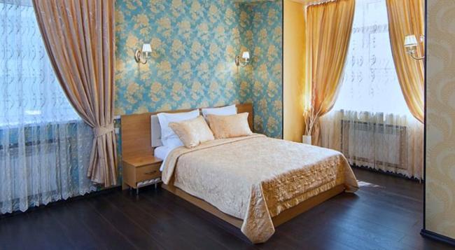 City Hotel - 莫斯科 - 臥室