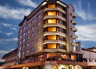 多恩路易斯蒙特港酒店