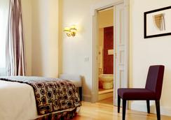 科緹納酒店 - 羅馬 - 臥室