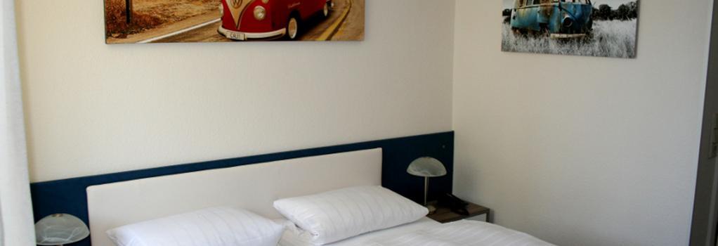 Hotel-Restaurant Bruchwiese - 薩爾布呂肯 - 臥室