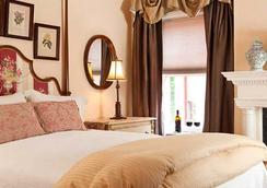 斯旺之家住宿加早餐旅館 - 華盛頓 - 臥室