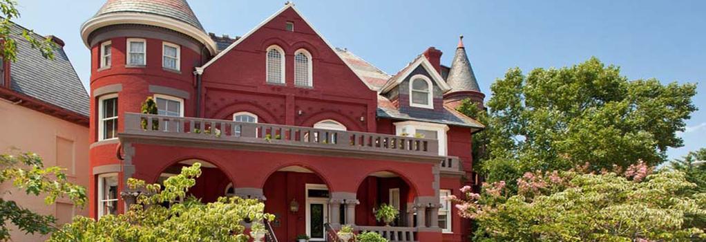 Swann House - 華盛頓 - 建築