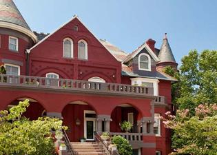 Swann House Historic Dupont Circle Inn
