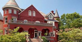 斯旺之家杜邦環路歷史飯店 - 華盛頓 - 建築