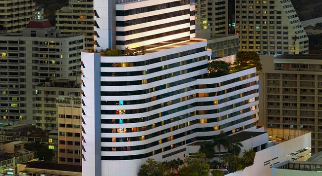 JW Marriott Hotel Bangkok - 曼谷 - 建築