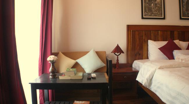 Asanak D'Angkor Boutique Hotel - 暹粒 - 建築