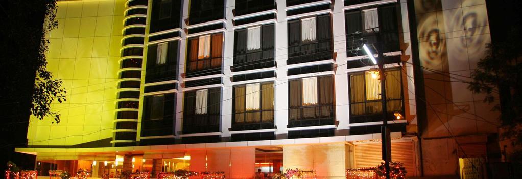 Hotel Apex Intercontinental - 齋浦爾 - 建築