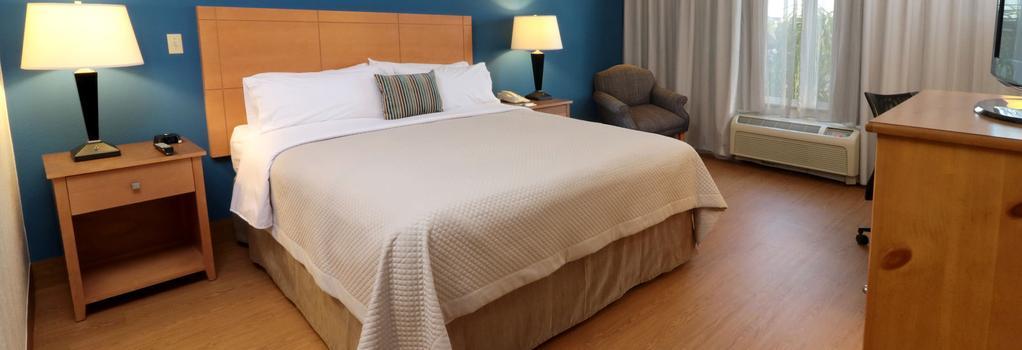 Smart iStay Hotel M - 麥卡倫 - 臥室