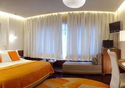 新德里公園酒店 - 新德里 - 臥室